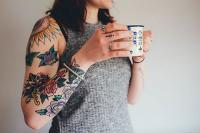 Znaczenie Tatuażu Z Wilkiem Tatuaże