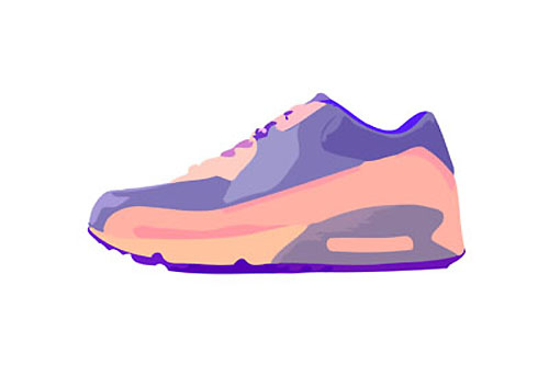 Buty Air Max - system