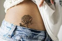 Tatuaże Napisy Wzory Sentencje Czcionki Tatuaże