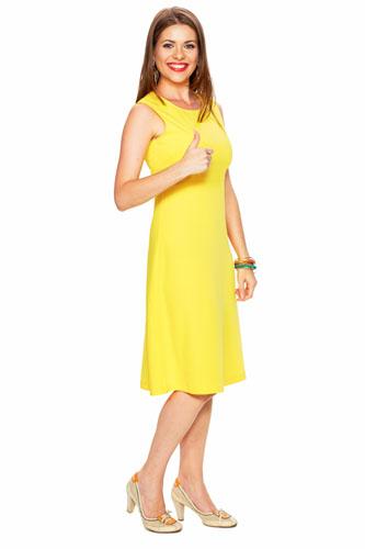 Jakie Dodatki Pasują Do żółtej Sukienki Sukienki