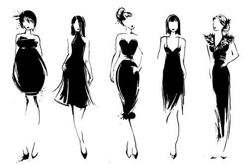 892609ff14 Jak dopasować sukienkę do figury  - Sukienki