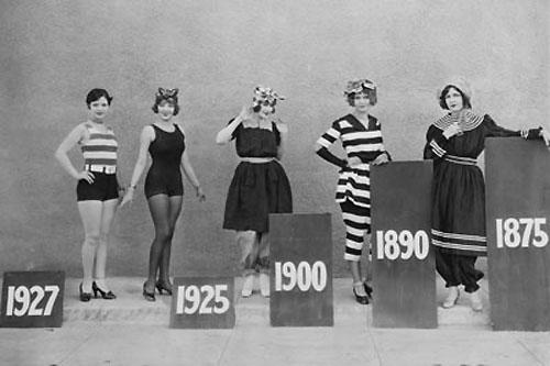 Moda na przestrzeni wieków Historia mody