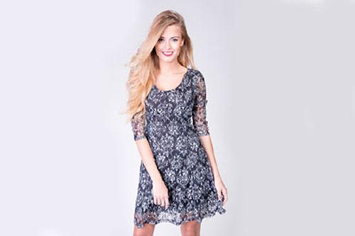 75c837f0ce Jak podkreślić koronkową sukienkę  Jakie dodatki wchodzą w grę  Oto ...