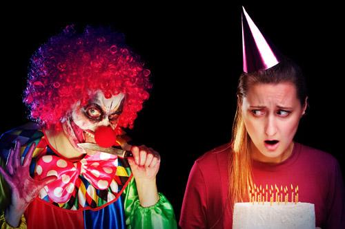 Strony z klaunami